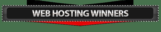 Unlimited Web Hosting Giveaway Winners
