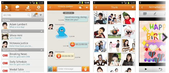 ChatON for Android