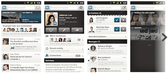 LinkedIn for Android