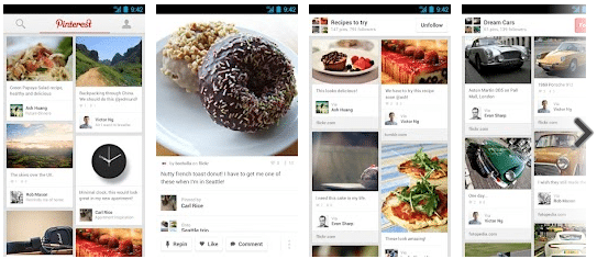 Pinterest for Android